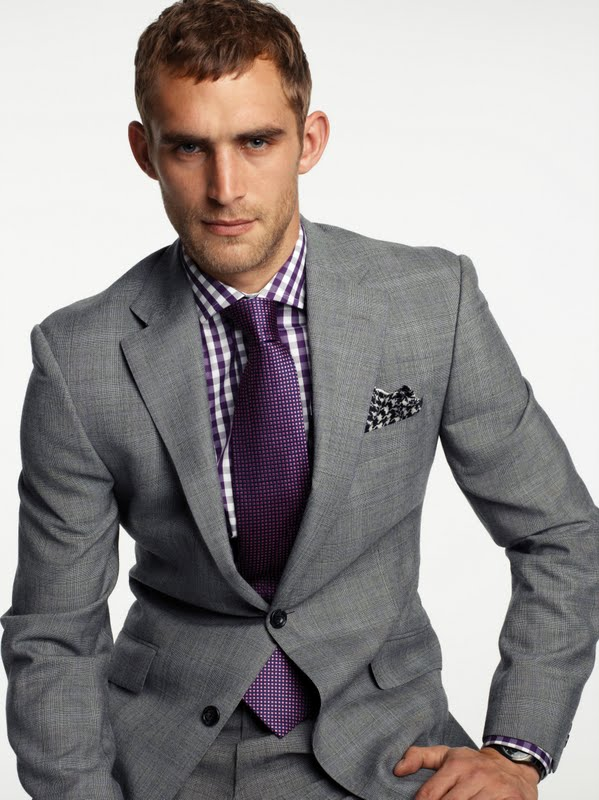 Just suits for men for Best shirt for gray suit
